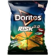چیپس Doritos Risk  ( زبان آبی )