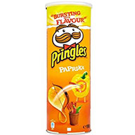 پرینگلز پاپریکا