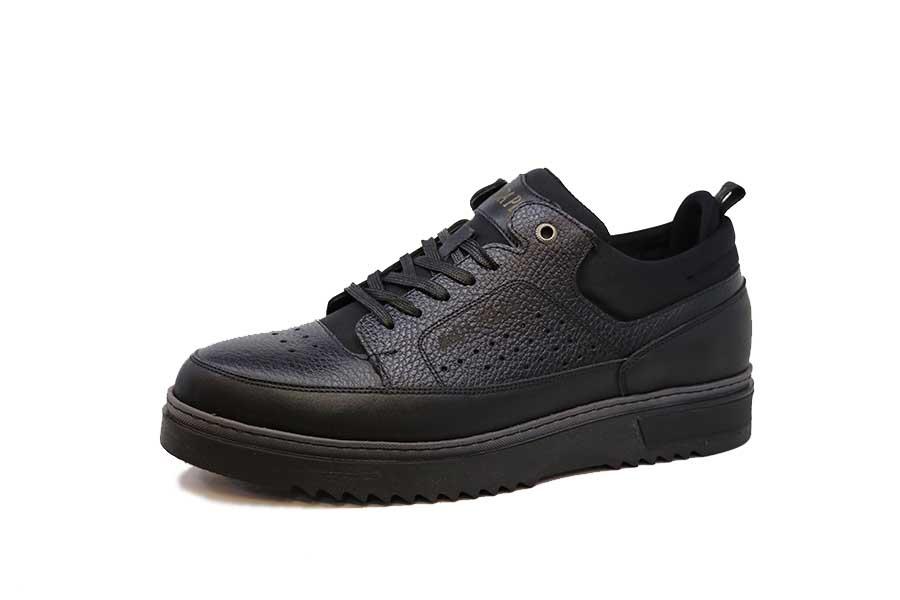 کفش چرم طبیعی مردانه اسپورت