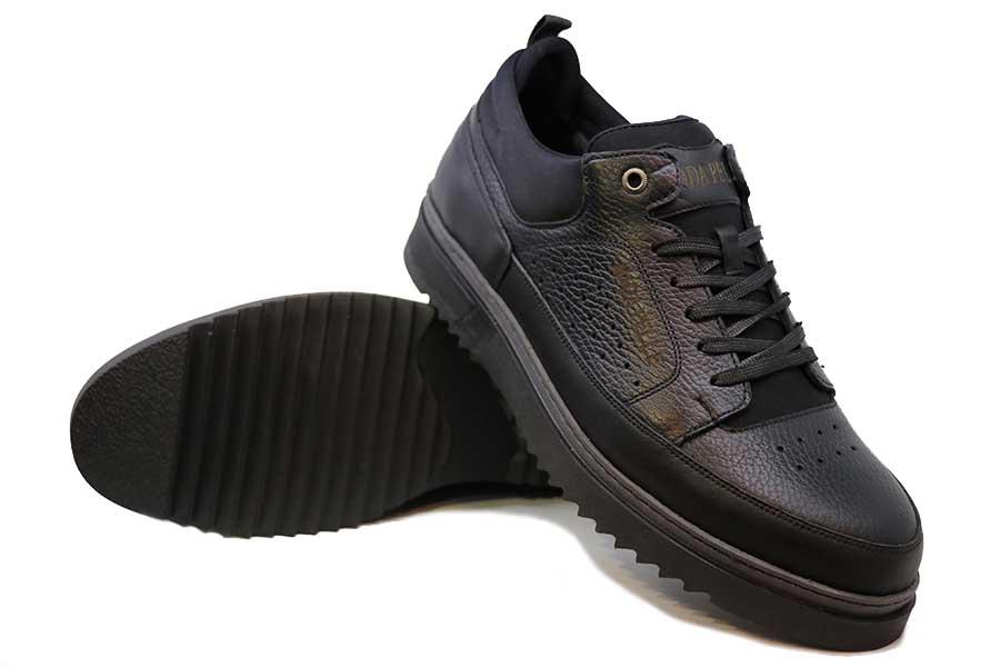 کفش چرم طبیعی اسپورت مردانه