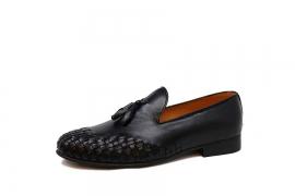 کفش چرم طبیعی مردانه مجلسی  مدل Louis Vuitton