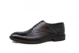 کفش چرم طبیعی مردانه مجلسی مدل Carbon