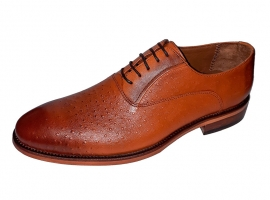 کفش چرم طبیعی مردانه مجلسی مدل jest