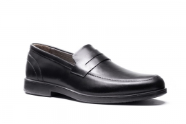 کفش چرم طبیعی کلاسیک کمری ارک
