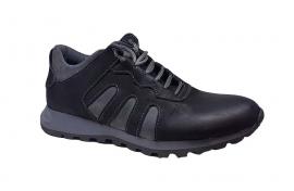 کفش اسپرت مردانه چرم طبیعی  کد 041