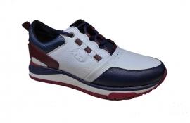 کفش اسپرت مردانه چرم طبیعی کد 296