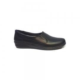 کفش طبی راحتی زنانه  چرم طبیعی دست دوز تبریز کد 345