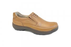 کفش راحتی مردانه چرم طبیعی تبریز کد443