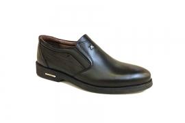کفش مجلسی مردانه تمام چرم طبیعی گاوی تبریز کد445
