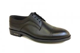 کفش مجلسی مردانه تمام چرم طبیعی گاوی تبریز کد448