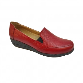 کفش طبی زنانه چرم طبیعی دست دوز تبریز کد515