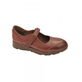 کفش طبی راحتی زنانه چرم طبیعی  تبریز کد 618