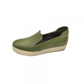کفش طبی راحتی زنانه چرم طبیعی  تبریز کد 623