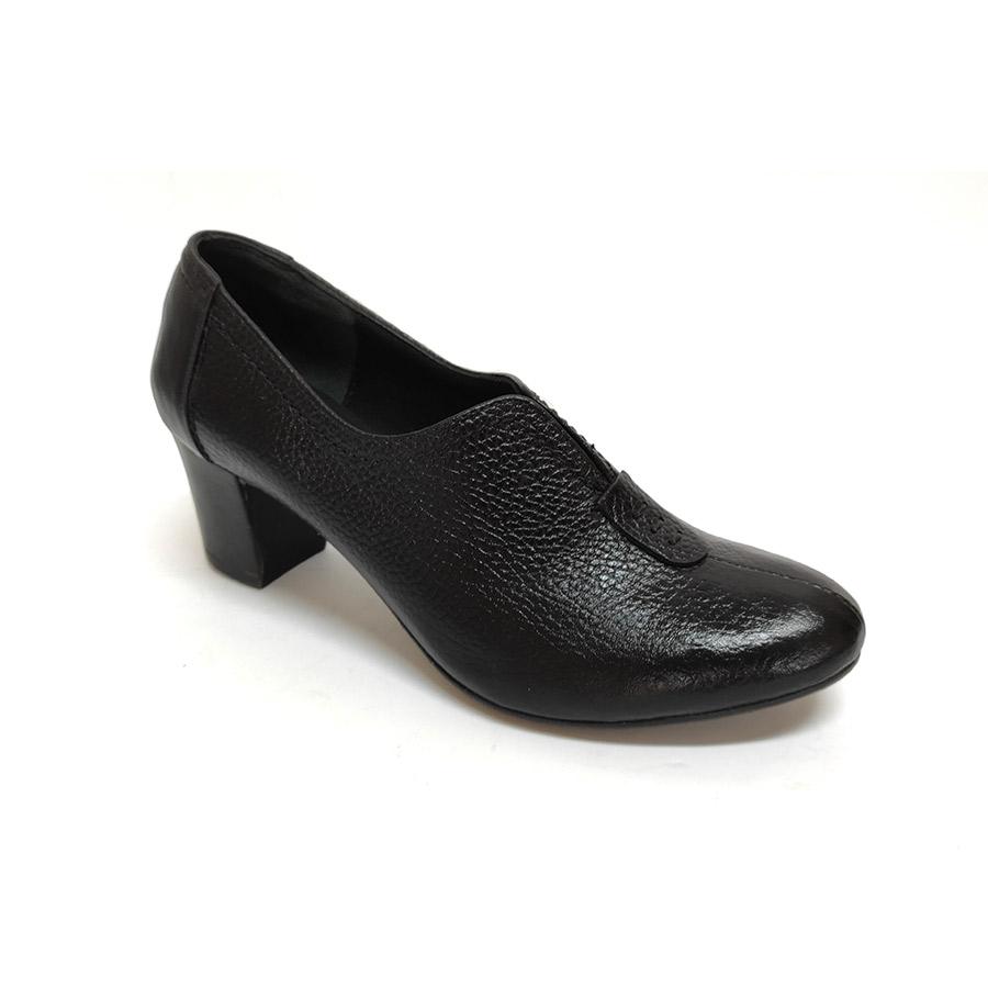کفش زنانه مجلسی چرم طبیعی  تبریز کد 681