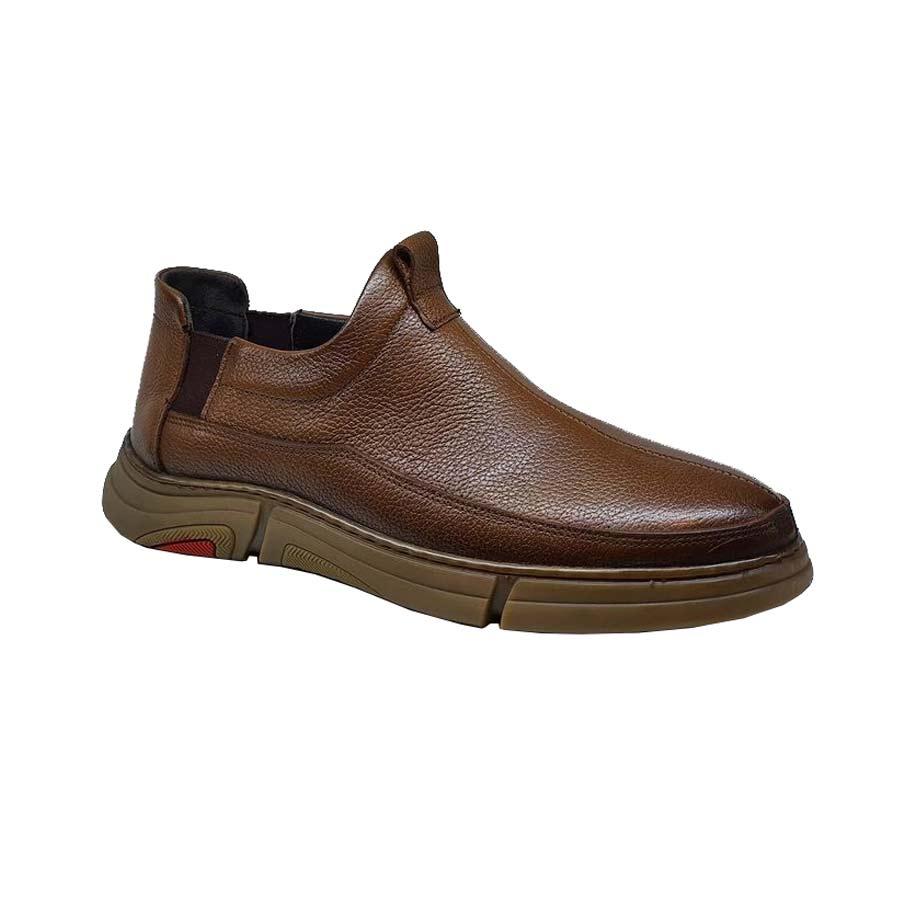 کفش اسپرت مردانه چرم طبیعی تبریز کد 791
