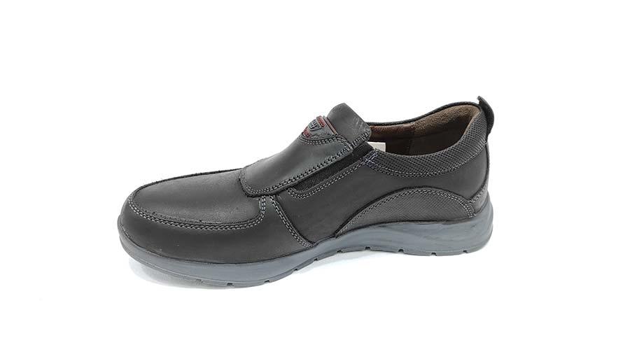 کفش  طبی راحتی مردانه چرم طبیعی تبریز کد 577