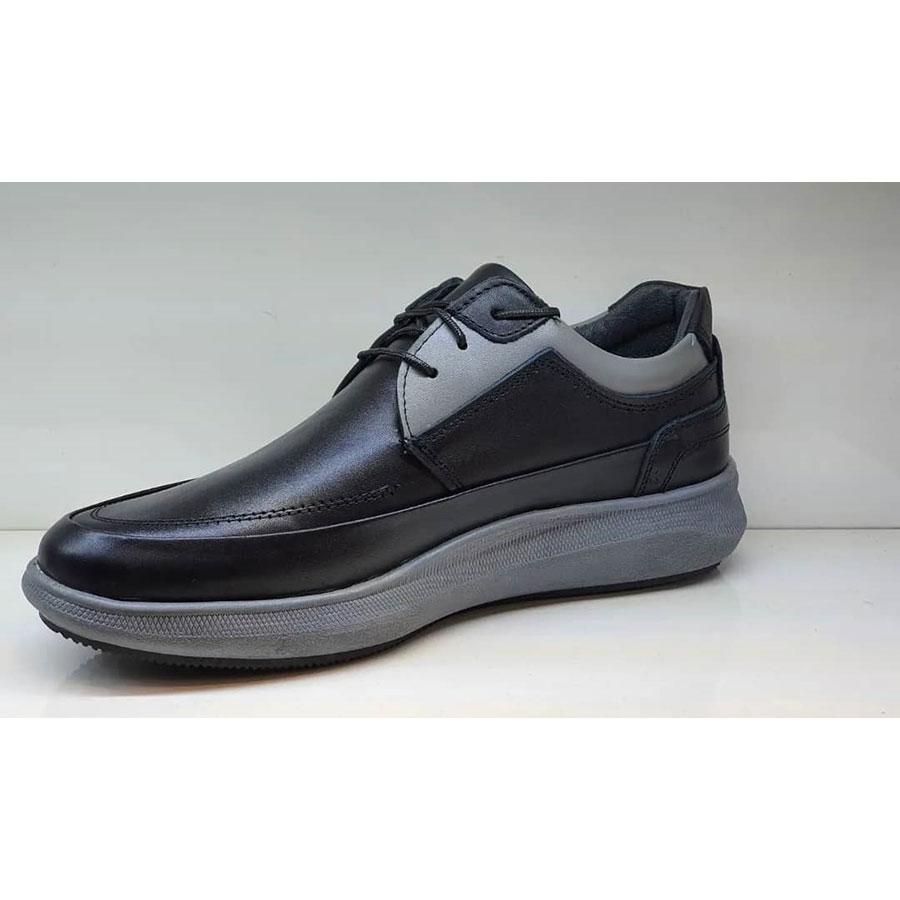 کفش اسپرت مردانه چرم طبیعی تبریز کد 783