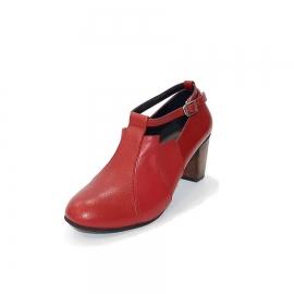 کفش زنانه چرم طبیعی دست دوز تبریز کد 520