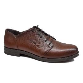 کفش زنانه چرم طبیعی دست دوز تبریز کد 084