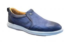 کفش راحتی مردانه تمام  چرم  کد 111