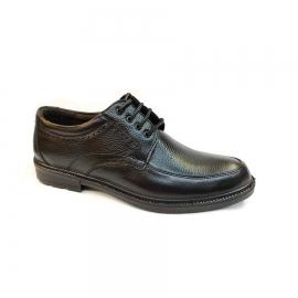 کفش مردانه بزرگ پا چرم  طبیعی تبریز کد 156
