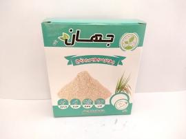 پودر سبوس برنج طبیعی جهان کد45