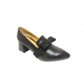 کفش زنانه مجلسی پاشنه دار مدل پاپیون  کد 176
