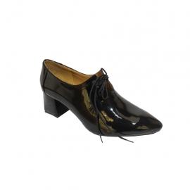 کفش زنانه مجلسی پاشنه دار مدل دوبندی  کد 182