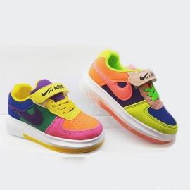 کفش اسپرت بچه گانه ست دختر پسر مدل نایک Nike کد 4