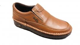 کفش راحتی مردانه چرم گاوی تبریز مدل clarks کد 265