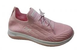 کفش کتونی جورابی دخترانه مدل اسکیچرز skechers  کد275