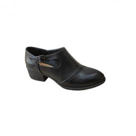 کفش مجلسی زنانه  چرم طبیعی دست دوز تبریز کد 306