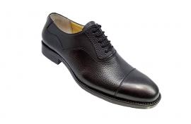 کفش مجلسی مردانه تمام چرم طبیعی گاوی تبریز کد 326