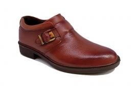 کفش راحتی مردانه تمام چرم طبیعی گاوی تبریز کد 330