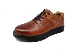 کفش کتونی مردانه تمام چرم طبیعی  تبریز کد 332