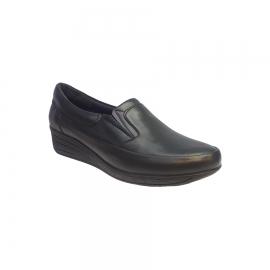 کفش طبی راحتی زنانه  چرم طبیعی دست دوز تبریز کد 347