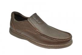 کفش مجلسی مردانه بزرگ پا چرم طبیعی تبریز کد487