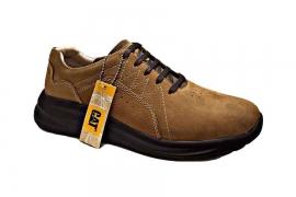 کفش کتونی مردانه چرم طبیعی  تبریز کد509