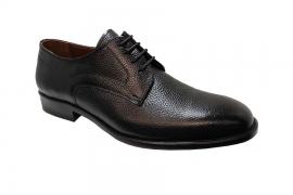 کفش مجلسی مردانه چرم طبیعی تبریز کد544