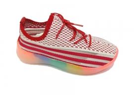 کفش کتونی بچه گانه جورابی  کد 552
