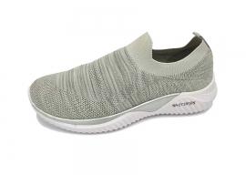 کفش کتونی دخترانه جورابی مدل اسکیچرز  کد 556