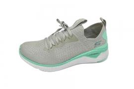 کفش کتونی دخترانه جورابی مدل اسکیچرز  کد 557