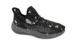 کفش کتونی جورابی مردانه مدل یزی ماهور لژدار کد 559