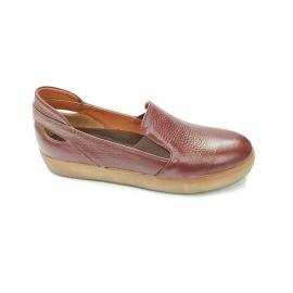 کفش طبی راحتی زنانه چرم طبیعی  تبریز کد 624