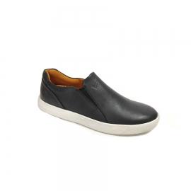 کفش اسپرت طبی راحتی مردانه چرم طبیعی تبریز کد 654
