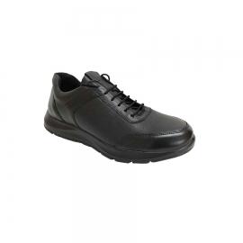 کفش  طبی مردانه چرم طبیعی تبریز کد 656