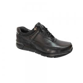 کفش  طبی راحتی مردانه چرم طبیعی تبریز کد 657
