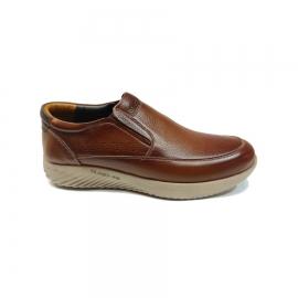 کفش اسپرت طبی راحتی مردانه چرم طبیعی تبریز کد 693