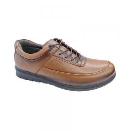 کفش اسپورت مردانه چرم طبیعی  تبریز کد 709
