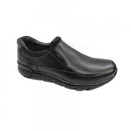 کفش طبی راحتی مردانه چرم طبیعی  تبریز کد710